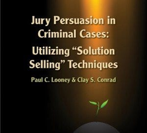 Jury Persuasion in Criminal Cases